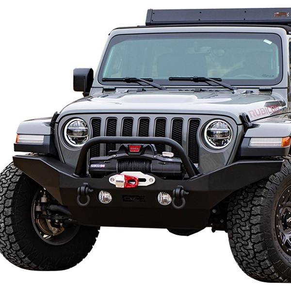 Truck Bumpers - Body Armor