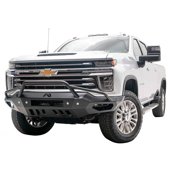 Truck Bumpers - Fab Fours Vengeance