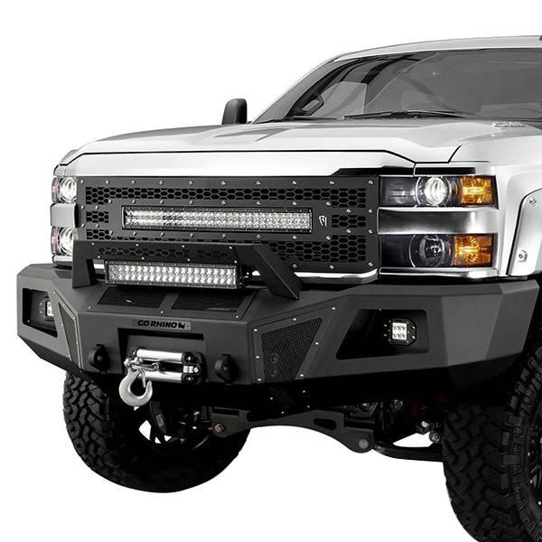 Truck Bumpers - Go Rhino BR-Series