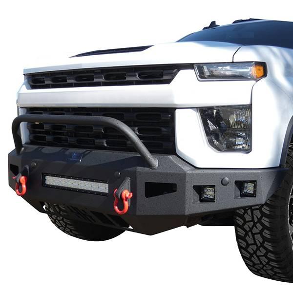 Truck Bumpers - Hammerhead