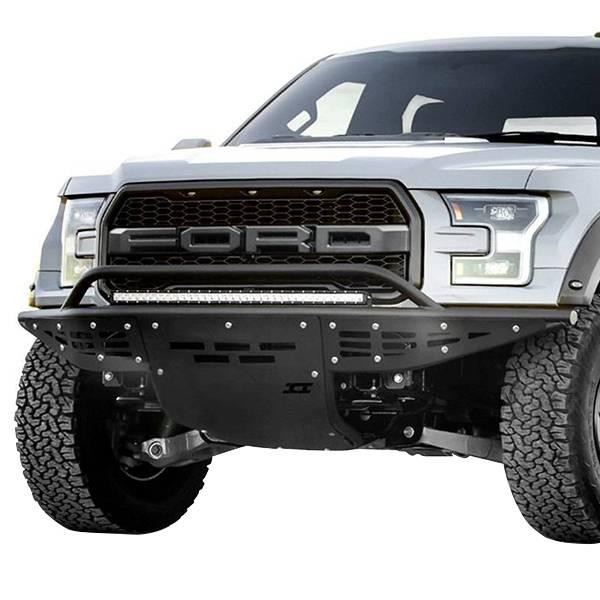 Truck Bumpers - ICI Aluminum Series