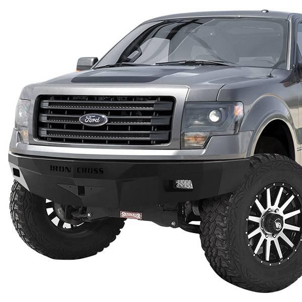 Truck Bumpers - Iron Cross
