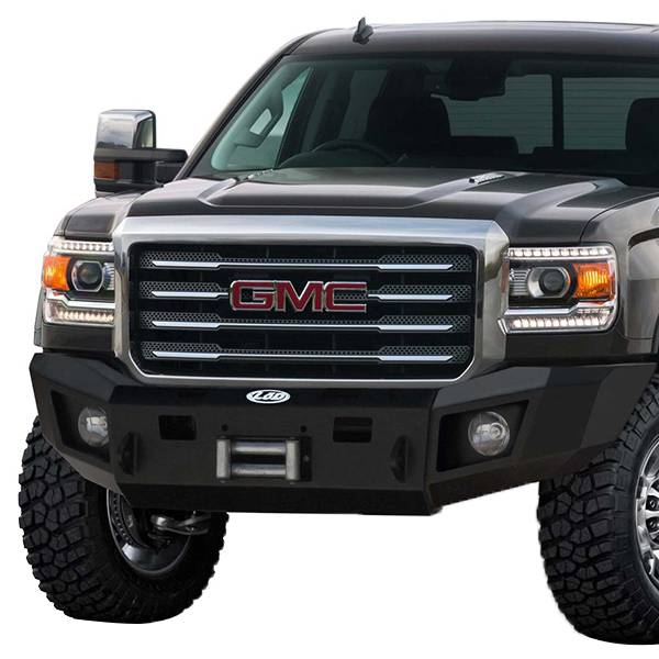 Truck Bumpers - LOD Bumpers