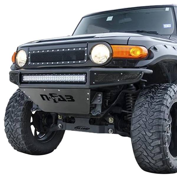 Truck Bumpers - N-Fab RSP Bumper