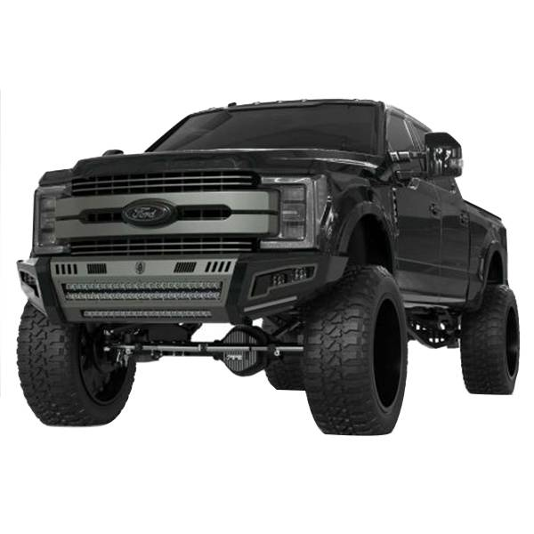Truck Bumpers - Road Armor Identity