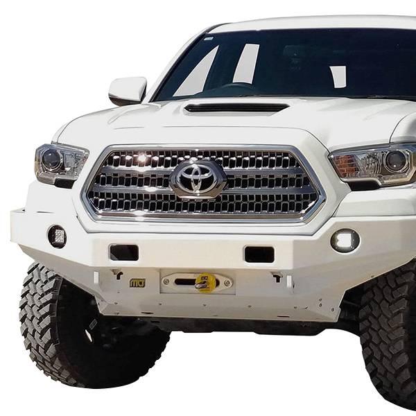 Truck Bumpers - TJM