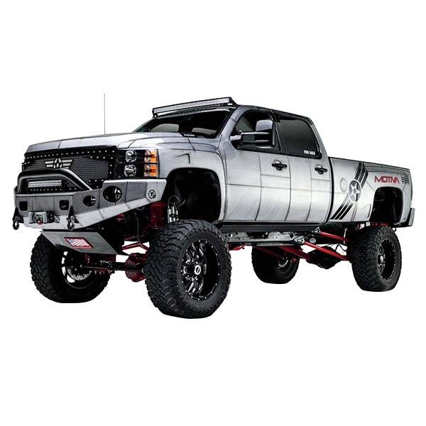 Truck Bumpers - Trail Ready