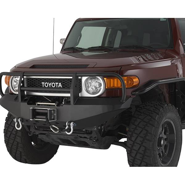 Truck Bumpers - Warrior Products