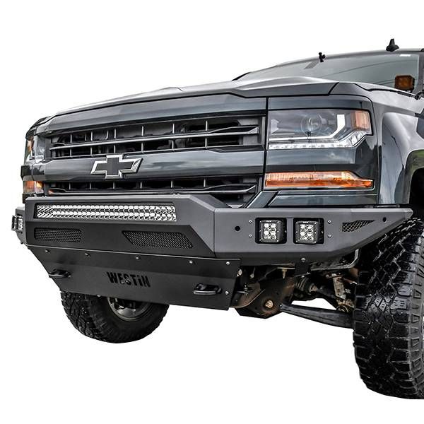 Truck Bumpers - Westin