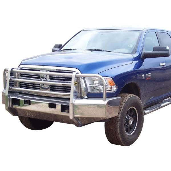 Truck Bumpers - Truck Defender Aluminum