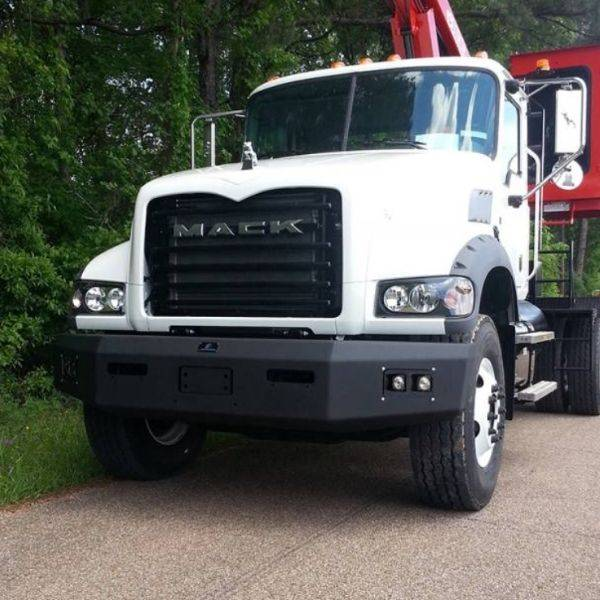 Bumpers by Style - Semi-Truck