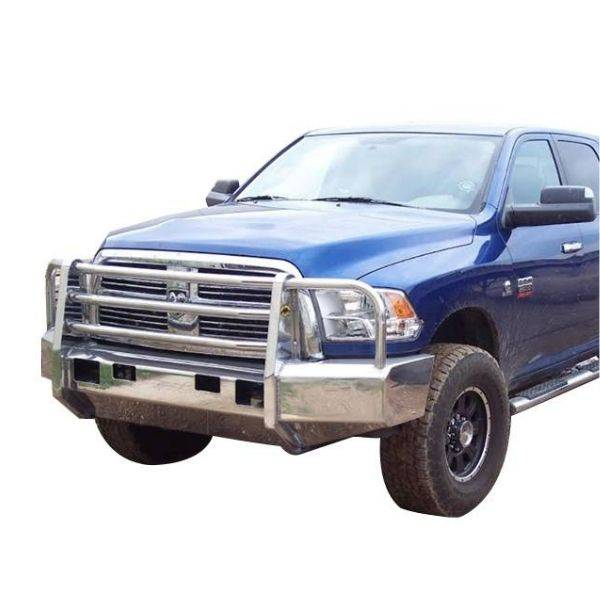 Bumpers by Style - Aluminum Bumpers