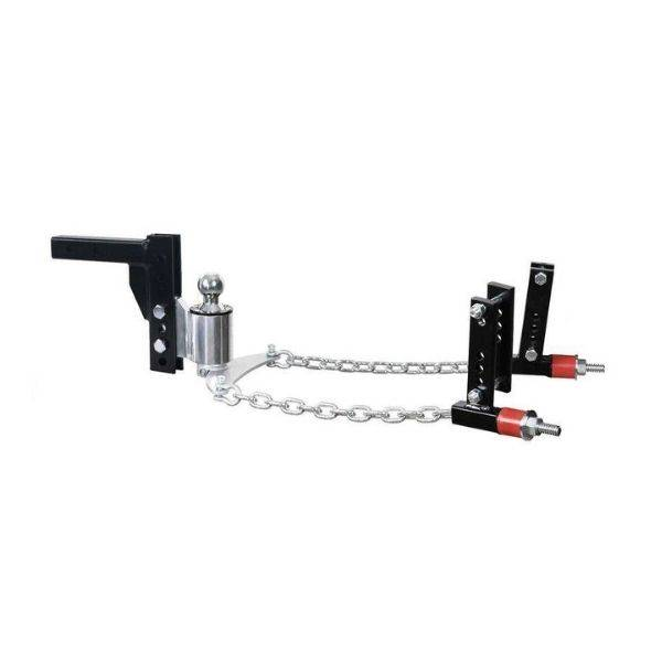 Towing Accessories - Drop/Rise Weight Distribution Hitch