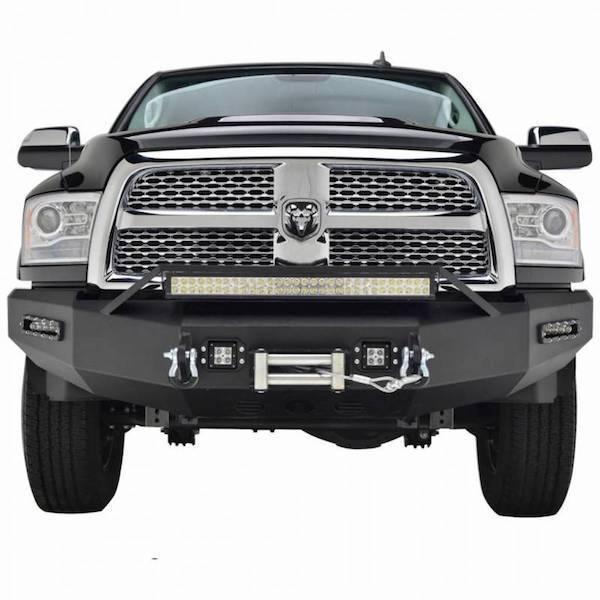 Truck Bumpers - Scorpion