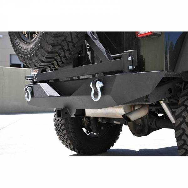 Bumpers by Style - Jeep Rear Bumpers with Tire Carriers