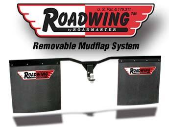 Rubber Mud Flaps - Roadmaster/Road Wing