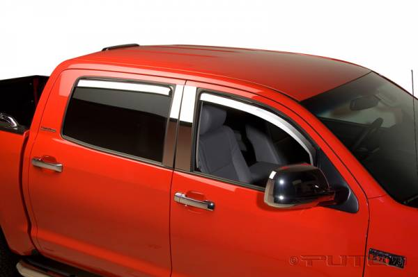 Side Window Deflectors - Putco
