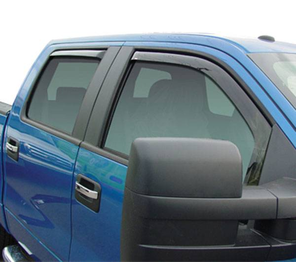 Side Window Deflectors - Westin