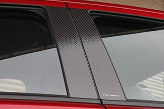 Rear Body - Pillar Vent Cover