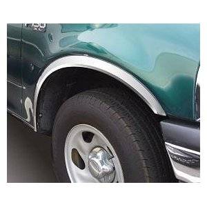 Fender Trim - Wheel Arch Trim Set