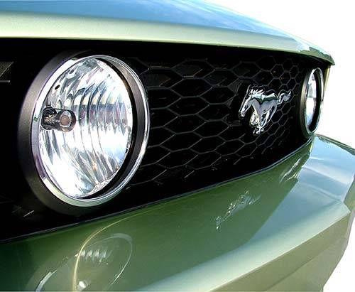 Fog/Driving Lights and Components - Fog Light Trim Ring