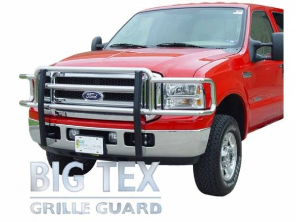 Go Industries Grille Guards - Big Tex Grille Guards