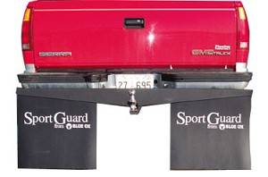 Rubber Mud Flaps - BlueOx Sport Guard