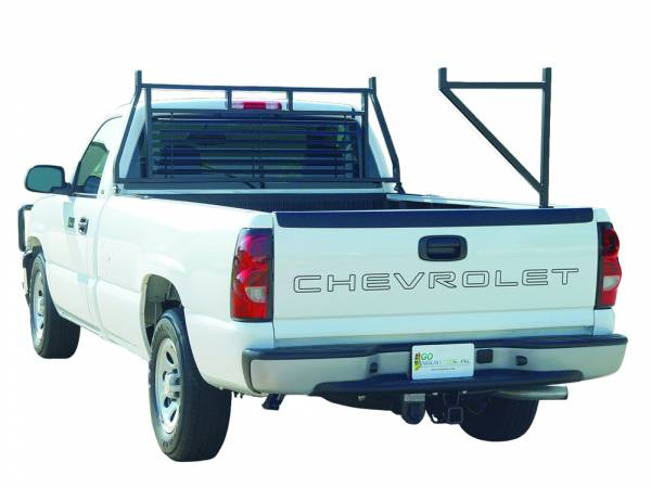 Go Industries Ladder Racks - Ford Truck Ladder Rack/Carrier for Headache Racks