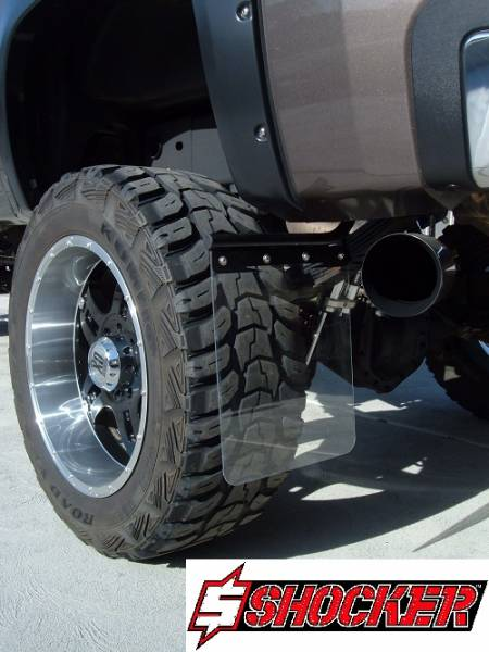 Shocker Motorsports - GMC/Chevy Truck Mud Flaps