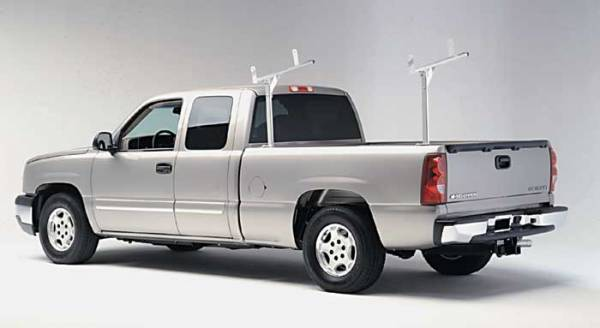 Truck Racks - Removable Truck Side Ladder Rack