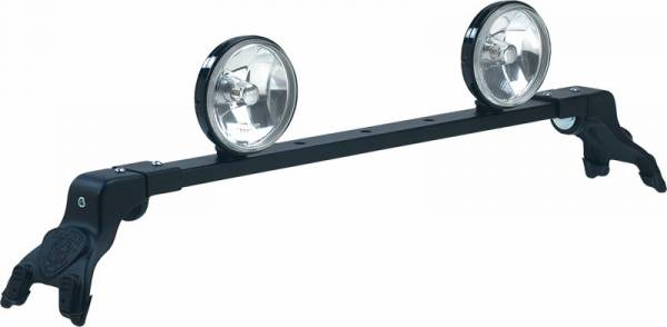 Deluxe Rota Light Bar in Black Powder Coat - Mitsubishi