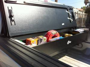 BakBOX | Tool Box for Tonneau Covers - Lincoln