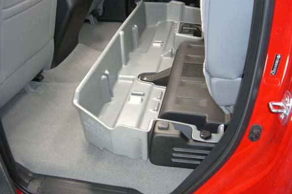 Underseat Storage / Gun Case - Toyota