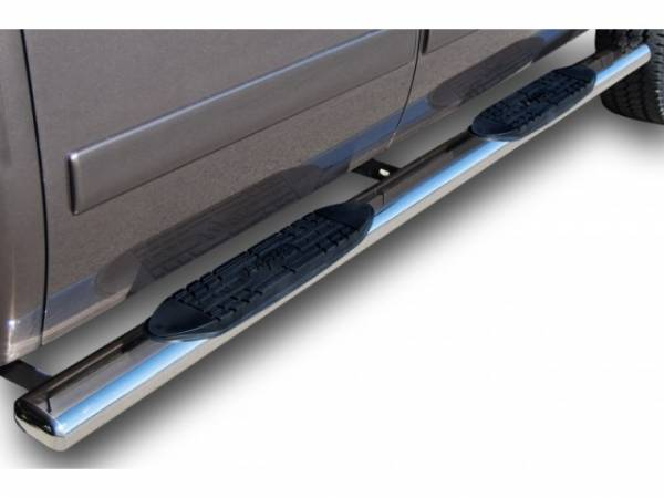 "5"" Oval Nerf Bars - Lincoln"