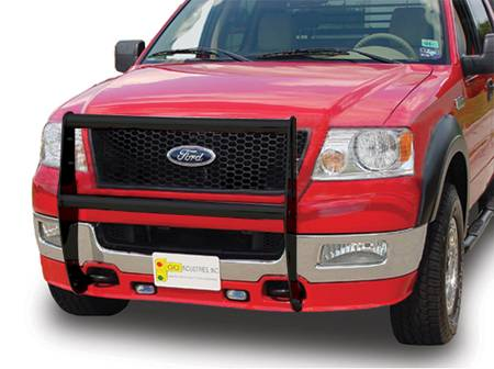 Knock Down Grille Guards - Knock Down Grille Guards for Jeeps