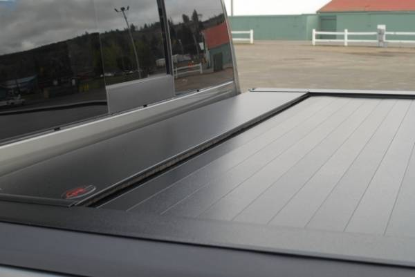 JackRabbit Full Metal Tonneau Cover Canister - Mitsubishi