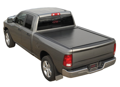Bedlocker Electric with Standard Rails - Bedlocker Electric Tonneau Cover Canister