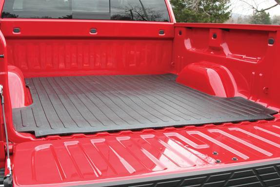 Trail FX Truck Bed Mats - Chevy
