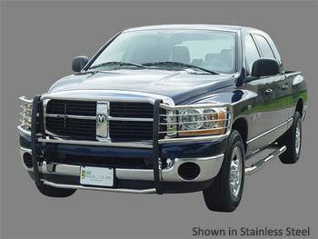 Go Industries Grille Shield Grille Guard - Go Industries Grille Shield for Dodge