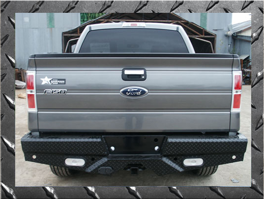 Bumpers - Frontier Gear Diamond Back Bumpers