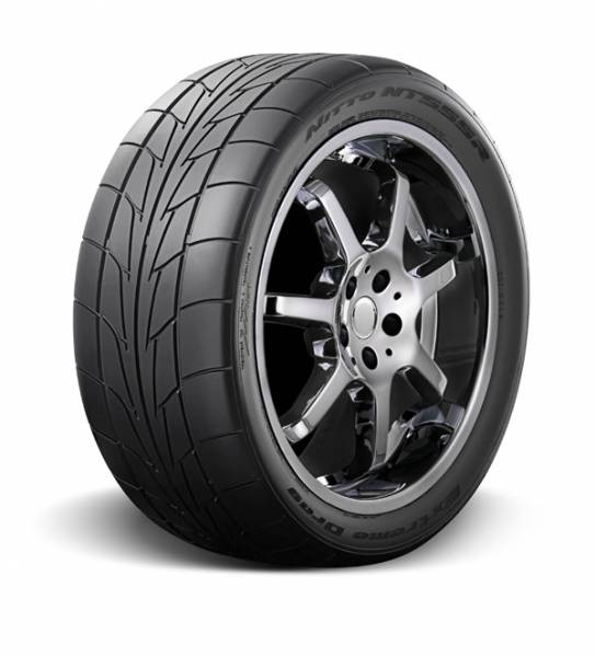 Nitto Tires - NT555R Extreme Drag