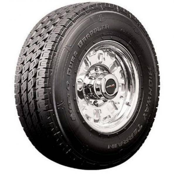 Nitto Tires - NTGHT Dura Grappler with DURA-BELT 3Steel Belted Technology