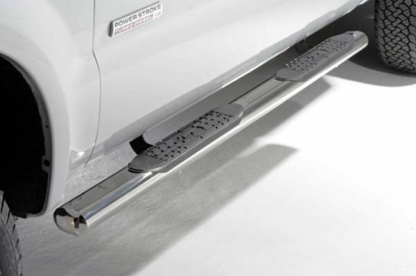 Running Boards and Nerf Bars - ICI Nerf Bars