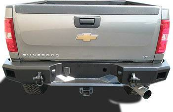ICI Magnum Rear Bumper - Chevy
