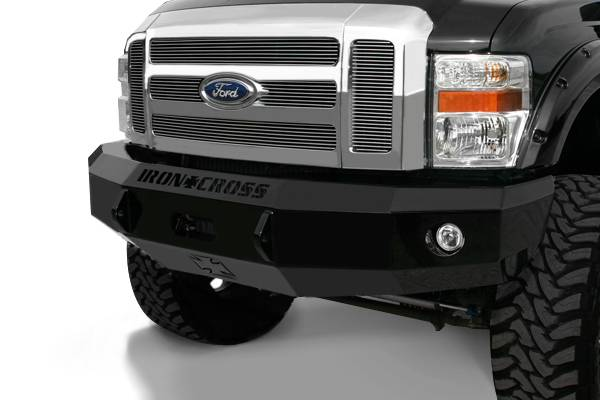 Bumpers - Iron Cross Base Front Bumper
