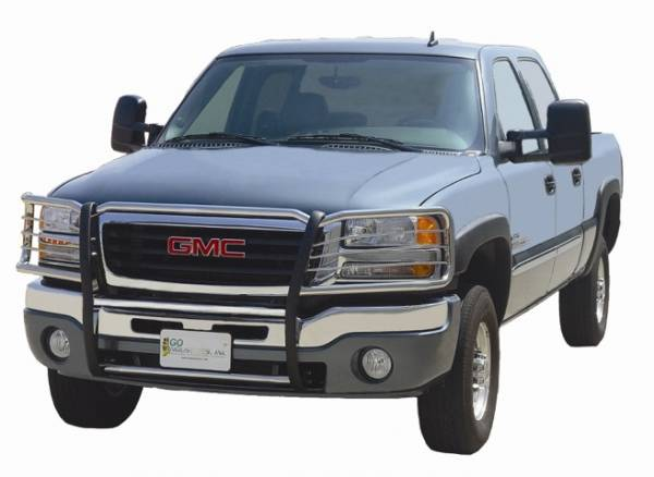 Go Industries Grille Shield Grille Guard - Go Industries Grille Shield for GMC