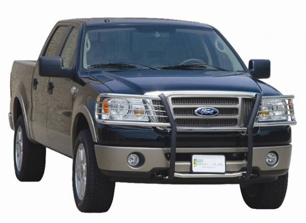 Go Industries Grille Shield Grille Guard - Go Industries Grille Shield for Nissan