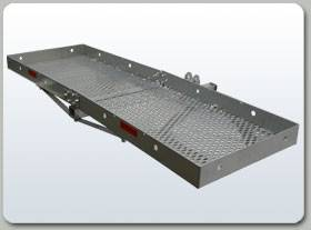 B-Dawg Hitch Carriers | Motorcycle Carriers - Cargo Carrier