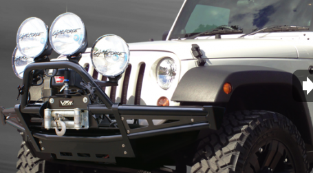 VPR 4x4 Bumpers - Jeep