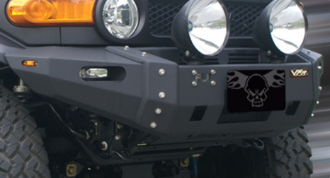 VPR 4x4 Bumpers - Toyota